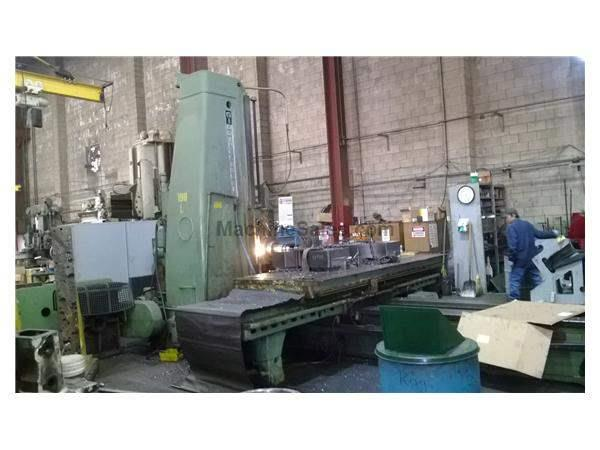GIDDINGS & LEWIS BORING MACHINE 350-T