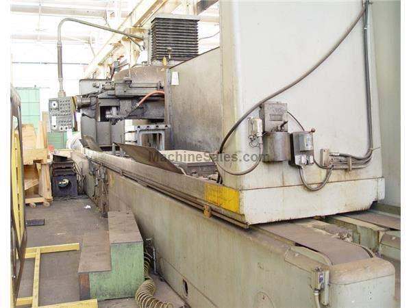 Thompson 5000mm x 1000mm surface grinder