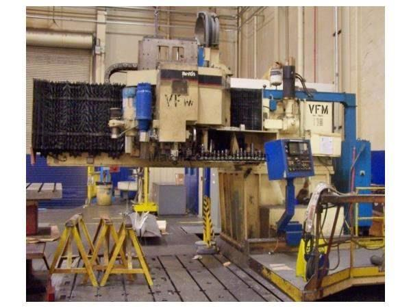 Monarch CNC Traveling Column Type Vertical Machining Center