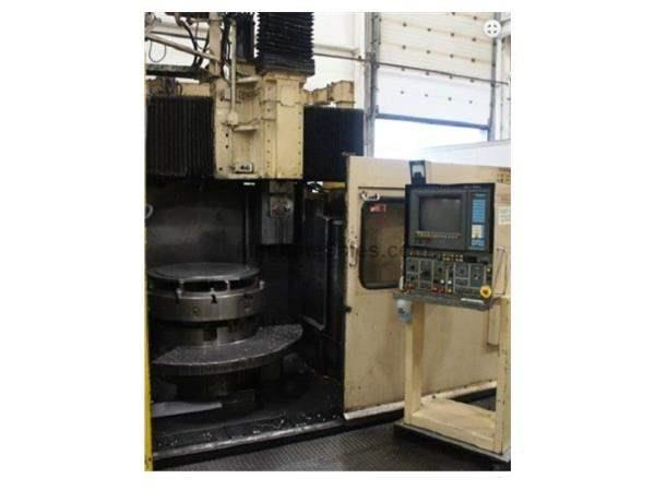 "42"" Giddings & Lewis CNC Vertical Boring Mill"