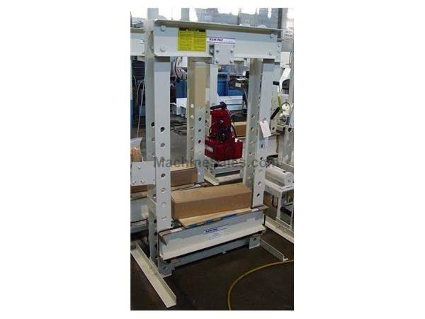 30 TON RAM-PAC HYDRAULIC H-FRAME PRESS