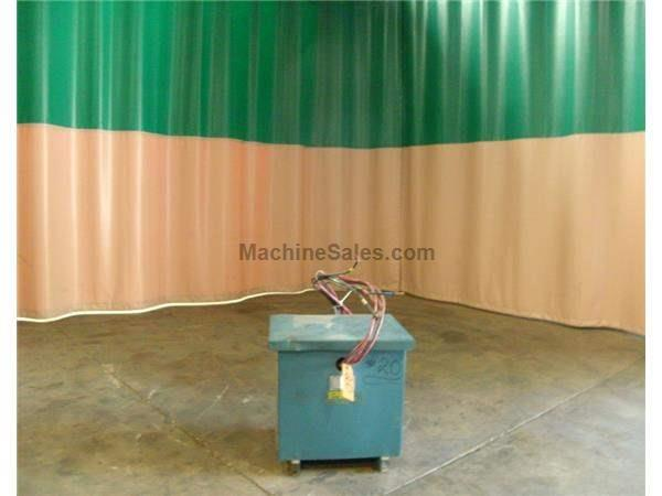 Used Power Magnetics 50 kva/3 to 2Ph Transformer
