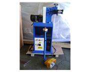 GMC BBM-18E CRIMP & BEADING MACHINE, 18 Ga. 1HP 110V POWER BEAD BENDING MACHINE