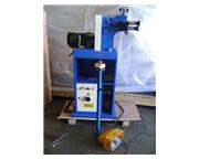 GMC BBM-08E CRIMP & BEADING MACHINE, 8 Ga. 3HP 220V 1PH POWER BEAD BENDING MACHINE