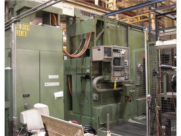 Starrag-Heckert 5-Axis 4-Spindle CNC Turbine Blade Mill 1999