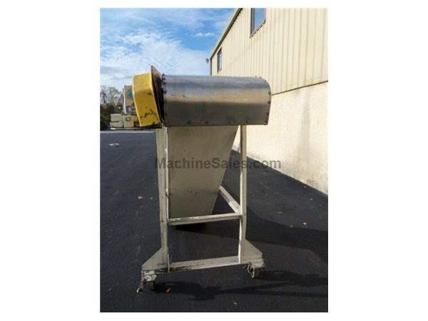 LIVONIA MAGNETICS MODEL #C-23 CONVEYOR