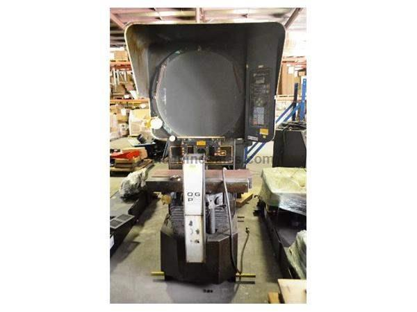 "30"" Screen OGP QL-30 OPTICAL COMPARATOR"