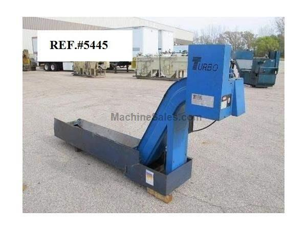 Steel Slat Amp Chip Conveyors For Sale New Amp Used