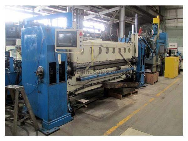 Ystadt KMD3150 x 4 CNC 5-Axis Bending & Folding Machine