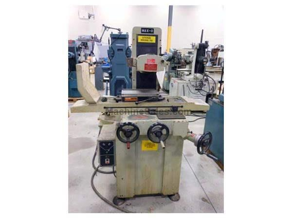 "1981 - KENT KGS-200 HAND FEED SURFACE GRINDER - 6"" X 12"""