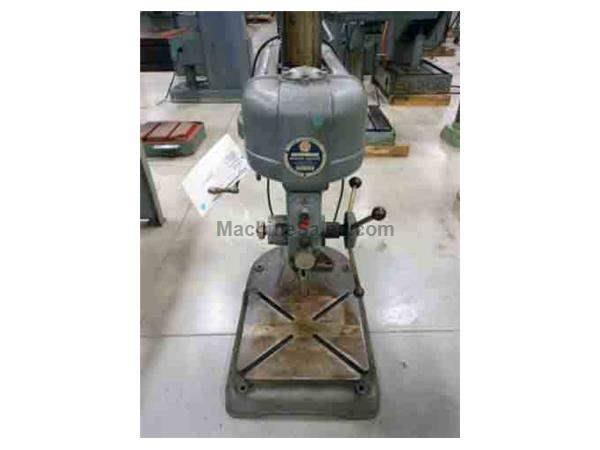 "WALKER TURNER 20"" SINGLE SPINDLE DRILL"