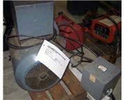 CARPENTER ELECTRIC CNC-1500 ROTARY PHASE CONVERTER - 15 HP