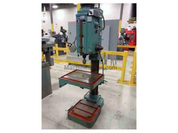 1973 - WILLIS SOLBERGA SE1235 SINGLE SPINDLE DRILL - 26""