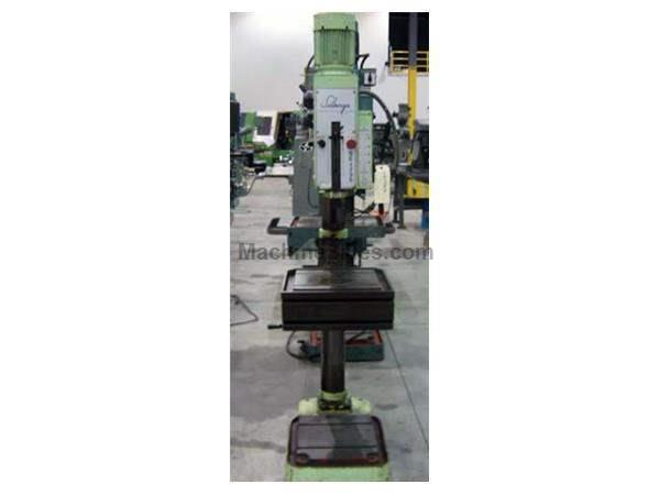 USED SOLBERGA SE1735 GH SINGLE SPINDLE DRILL - 24""