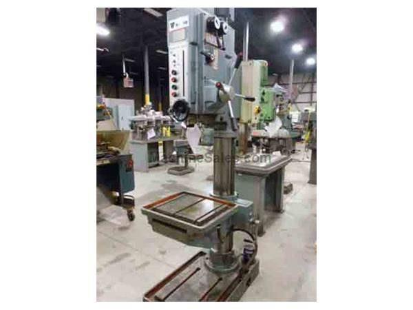 1995 - WILTON 2403 SINGLE SPINDLE DRILL - 28""