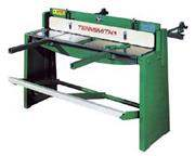 "NEW - TENNSMITH 52 FOOT SQUARING SHEAR - 52"" X 16 GA"