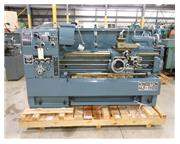 "3000 - KINGSTON HJ-1100 GAP BED ENGINE LATHE - 17"" X 43"""
