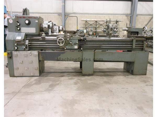 "LEBLOND REGAL 19E7 ENGINE LATHE - 19"" X 96"""