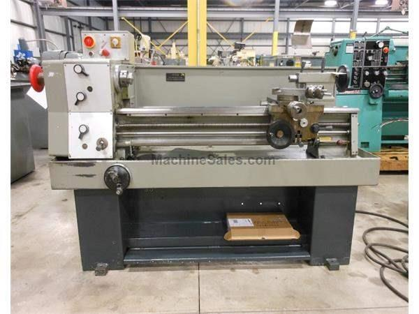 "1983 - CLAUSING COLCHESTER 12VS ENGINE LATHE - 13"" X 40"""