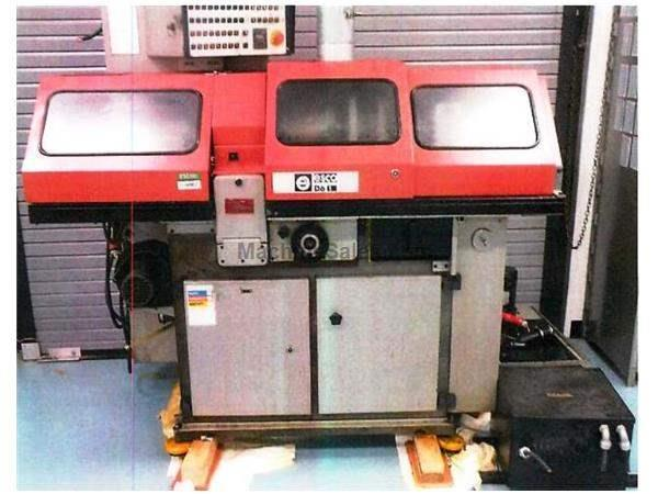 1997 - ESCOMATIC D6SR CNC COIL FED SCREW MACHINE WITH FANUC CONTROL, 6.35 MM STOCK