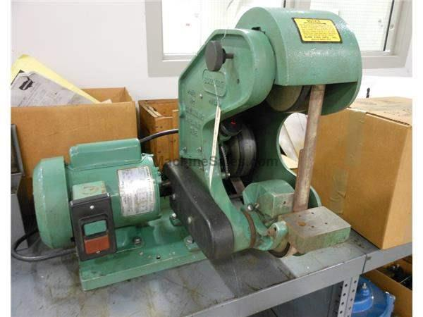 USED BURR KING 562 BELT SANDER - 1""