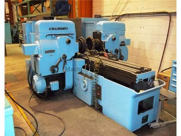 Cincinnati 400-184, Hypowermatic Duplex Horizontal Production Mill