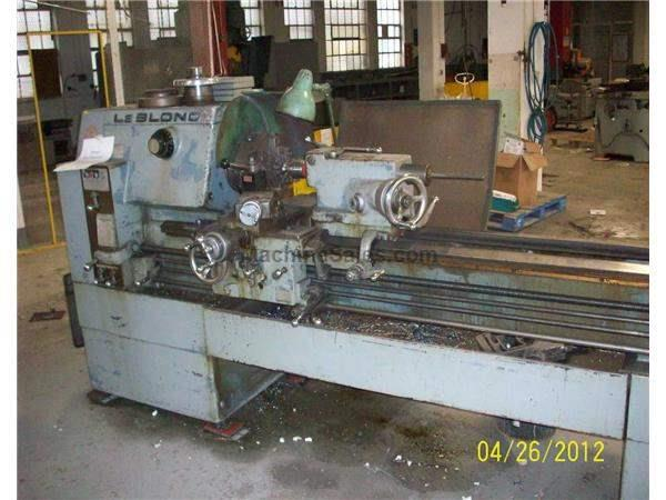 "Leblond 16"" x 54"" Engine Lathe"