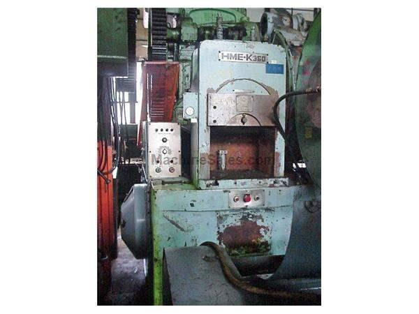 "360 Ton, HME, No. K360, COINING PRESS, 45 SPM, 2 3/8"" STROKE (12140)"