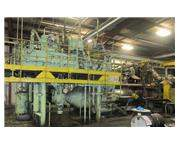 "1700 Ton, LOEWY, OIL HYD., PIERCER, DIRECT, 5-7"" BILLETS (12268) Machinery Internatio"