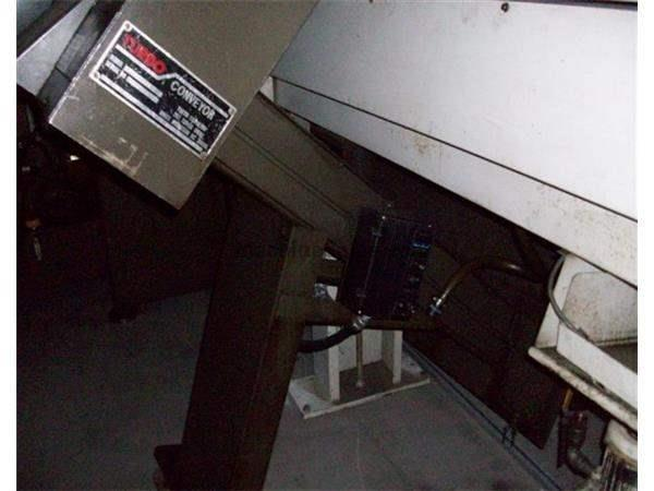 Used Turbo 6475 8777 This Chip Conveyor Was On A 1995