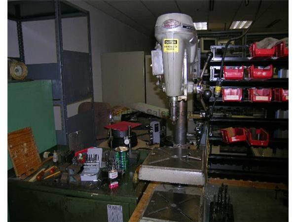 Drill Press, Craftsman, Bench Type Nevins Machinery Concept