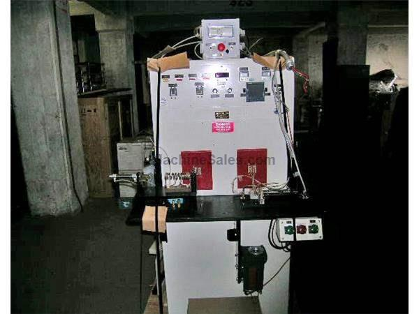 5 KW, Giltron, No. 3125, Induction Htr,Dual Output/Ctrls,230V/1PH/60,50Amps,'90 Nevins Machinery Concept
