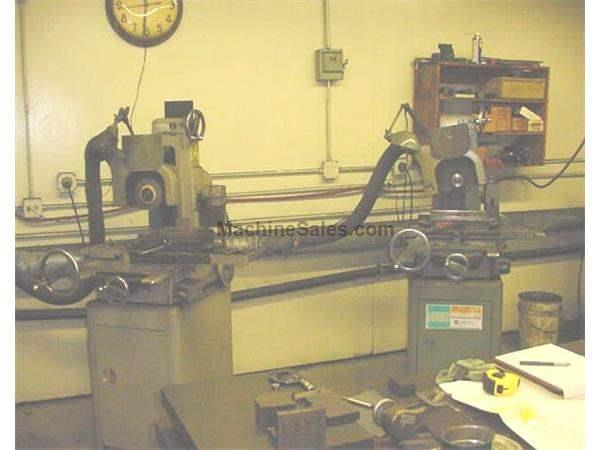 "6"" x 12"", Boyer Schultz, Manual Surface Grinder Nevins Machinery Concept"