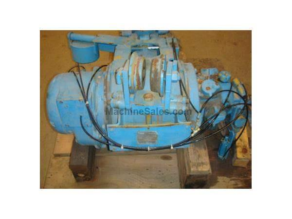 2 Ton, Yale, Cable, Air Operated,'80s Nevins Machinery Concept
