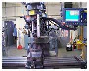 """Sharp Accurite, 9""""X48"""",Programmable,3 Axis,Knee Feed,2004 Nevins Machinery Conce"""