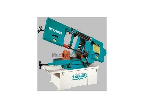 "Kalamazoo MS1218VS,12""x18"",BRAND NEW PROMO PRICE,SEMI-AUTO MITER,other models Nevins Machinery Concept"