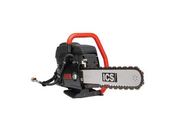 "16""Bar 6.4 HP 9300 RPM, ICS, Concrete Chain Saw,9300 +/-150rpm,2Stroke, single Nevins Machinery Concept"