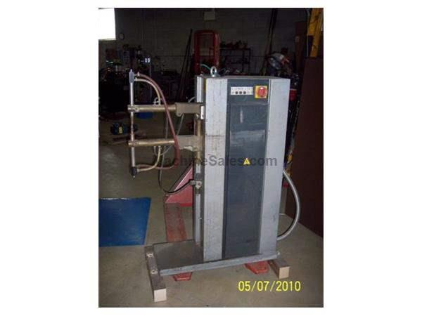 "50 KVA,PEI,17"" Throat,PX1500 Control,480V,1PH,60Hz,(2 avail),late'90s Nevins Machinery Concept"
