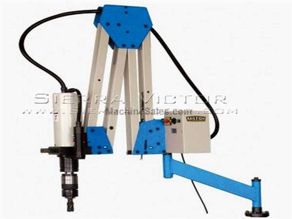 BAILEIGH® Electronically Controlled Pneumatic Tapping Arm