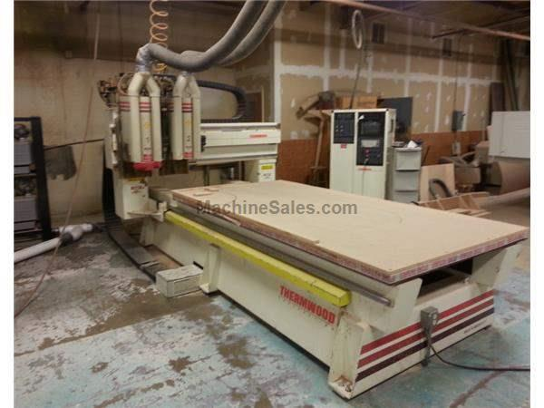 Used Thermwood C53 CNC Router