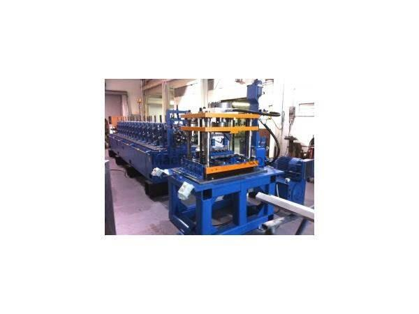 14 STAND YODER Z Purlin Rollforming Line