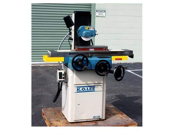 "6"" x 18"" K.O. LEE® Surface Grinder"