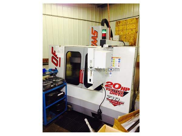 HAAS MODEL VF-OE CNC VERTICAL MACHINING CENTER