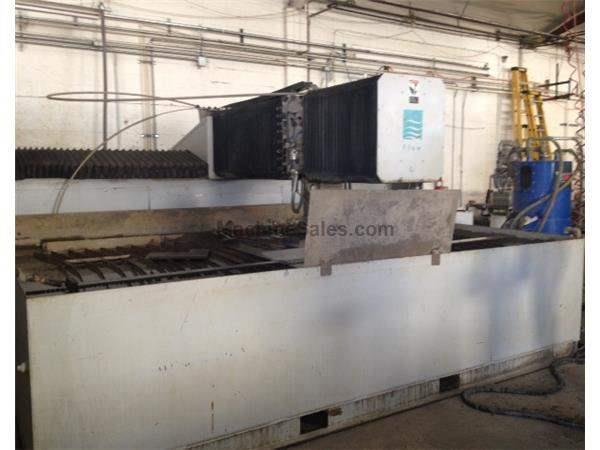 FLOW MACH 3 IFB 6' X12' WATERJET CUTTER