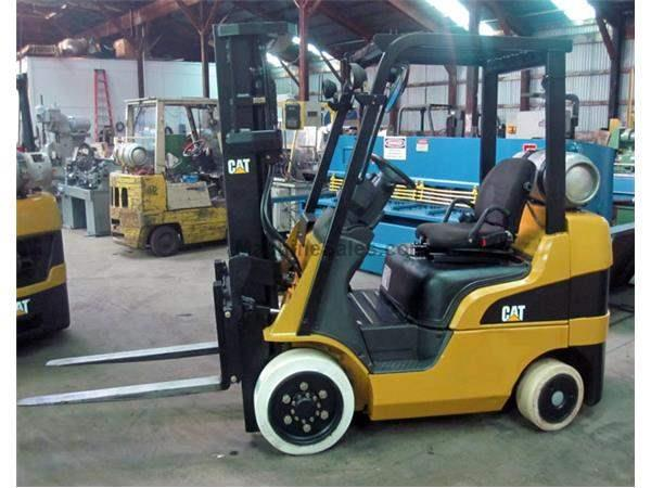 5,000 lbs Caterpillar Forklift, Model C5000