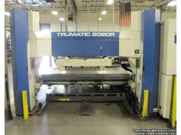 Trumpf 2020R Turret Punch