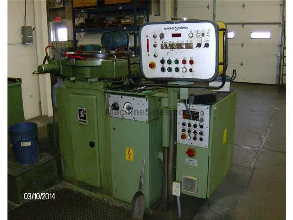 Fromag 125/1500 Combi Rapida D Combination Broaching, Keyseating and