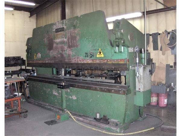 Used Accupress Hydraulic Press Brake