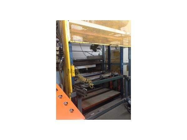 "60""x40"" AAA Vacuum Form Machine MB-3660A"