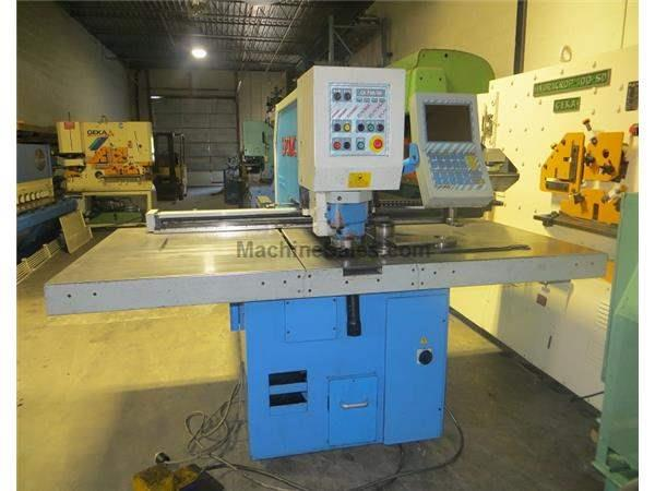 Euromac CNC Punching Machine   Model CX 750/30